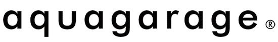 公式アクアガレージロゴ